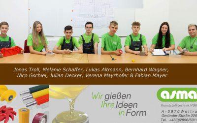 Interview – asma Lehrlinge – Karriere mit Lehre