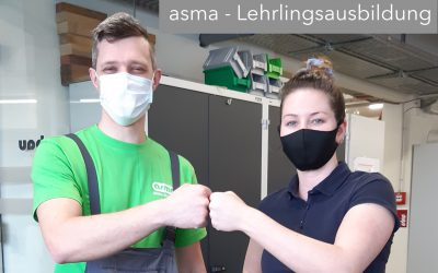 asma – Lehre mit Zukunftsperspektiven